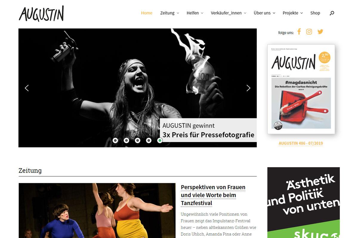 Augustin Zeitung Wien