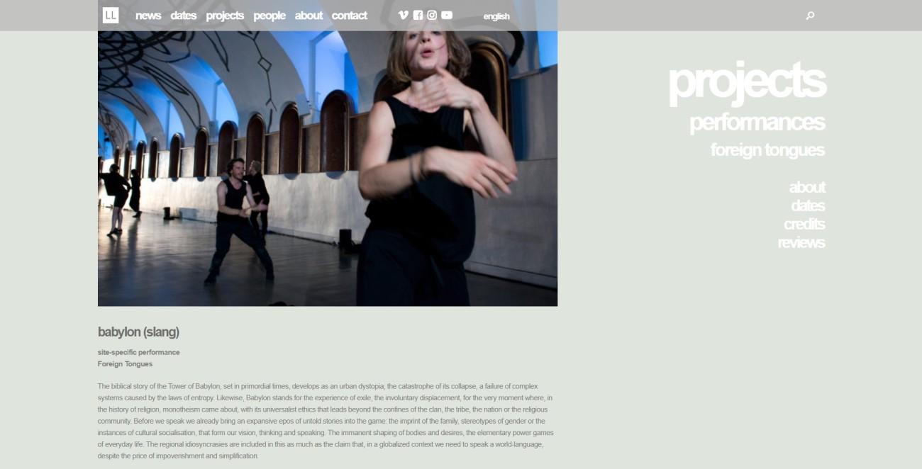 Liquidloft - Detailseite Projekt